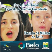 El alegre pescador, Coro juvenil de Bello- Micrófono Errante vol8