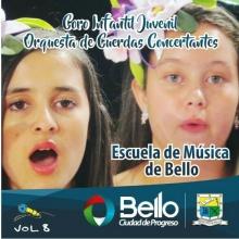 Ancestros, Orquesta Concertantes, Micrófono Errante vol8