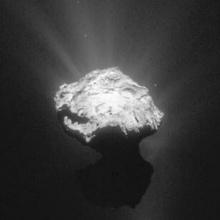Lost Comet (long version)