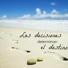 Decisiones del destino