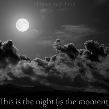 This Is The Night (is the moment)
