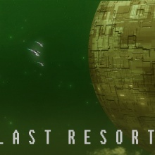 Last Resort - Plasmagun