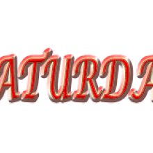 Saturday (Strange Melody)