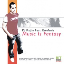 DJ Kajjin feat. Estefania - Music is Fantasy (JosseGz Soft Dance Rmx)