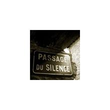 Silencio en soledad