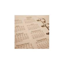 Kalender (mezcla inicial)