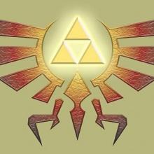 The legend of Zelda-The Dark land-