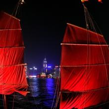 El horizonte del navegante