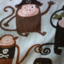 pirate monkeys