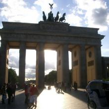 Amanece en Berlin