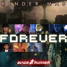 """Forever"" tributo a Blade Runner – Render Mab"