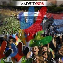 """Olympic Feeling"" Madrid 2016 – Render Mab"