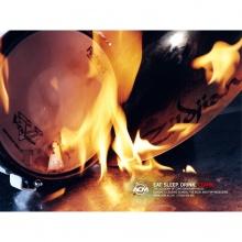Satoshi Tomiie - Up In Flames (remix by Manuel de la Torre)
