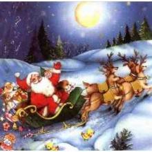 Entrañable Santa Claus (Jingle para concurso)