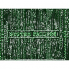 ElektroEclektiSystemFailure