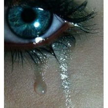 18.CRYING COZ YOU ARE NOT HERE