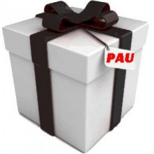 My gift to Pau