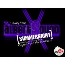 àlbertSound Ft. Kasty West - SummerNight (Official Vocal Mix)