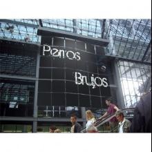 En tus manos (Live in Pipinas)