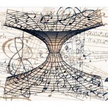 Estudio De Intercambio modal para escala de 9 notas