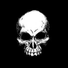 Drum'N'Bass Danger Hardstep Skullstep