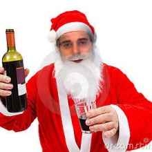 Drunked Claus
