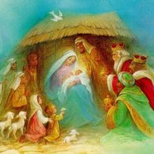 Volviendo a la Infancia.Navidad 2010