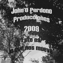 John'O Perdono - A la familia
