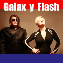 El brillo de la noche (Galax y Flash)
