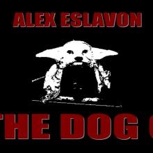 The dog c