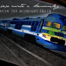 Leavin' the midnight train