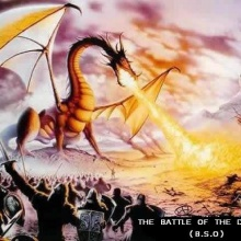 THE BATTLE FOR THE DRAGON