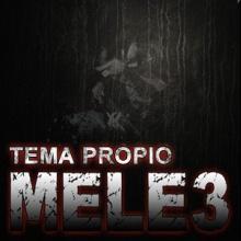 MELE3 - Contigo (Tema propio)