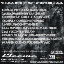 simplex odium