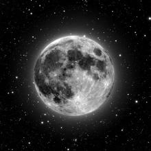 La Luna grande