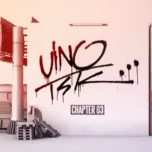 Chapter 03 x Vino/ HeroKid walls projects