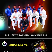 Noche de Sexo- Homy y su Fusion Guanaca Feat Clandestino by Youngz Z