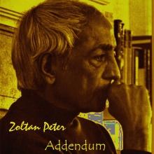 Zoltan Peter - Addendum (Original mix)