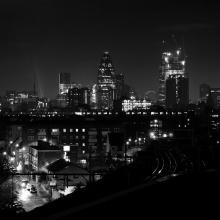 Noche furtiva
