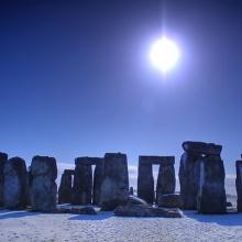 Blue Hard Stone