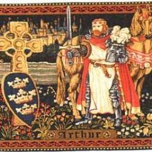En la Corte del Rey Arturo