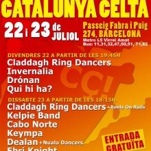 8- Qui hi ha? en el I Festival Catalunya Çelta 2011
