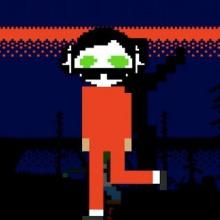 Smooth Criminal Feat . MJ (Frikado 8 BIT MASHUP-R-MIX) 2011
