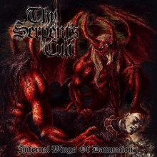 Thy Serpent's Cult - The Insane Master