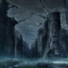 Ruins and desolation