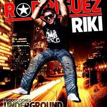 dejate amar Riki Rodriguez feat el Spanglish