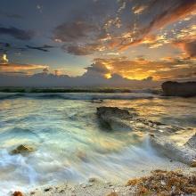 paisajes abstractos
