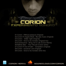 Corion Ft Angela Sheik - My lady music (Original)