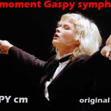 The moment Gaspy symphony