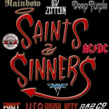 Can´t get Enough + Stormbringer ( Saints & Sinners Mk II )